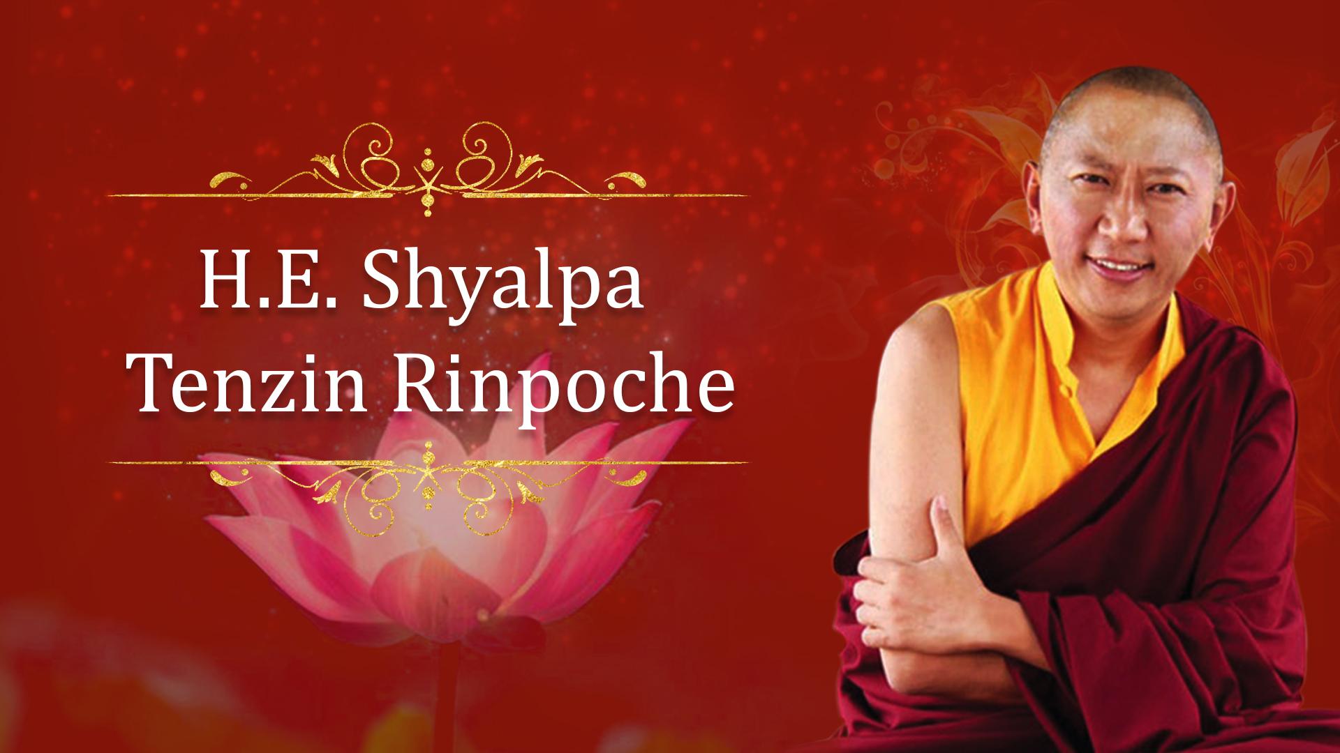 H.E. S.T. Rinpoche