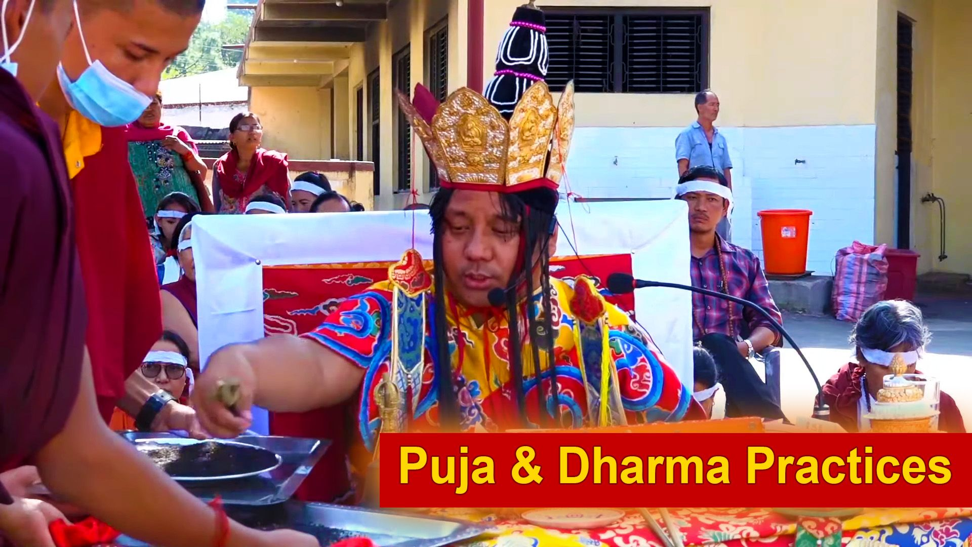 Puja & Dharma Practices