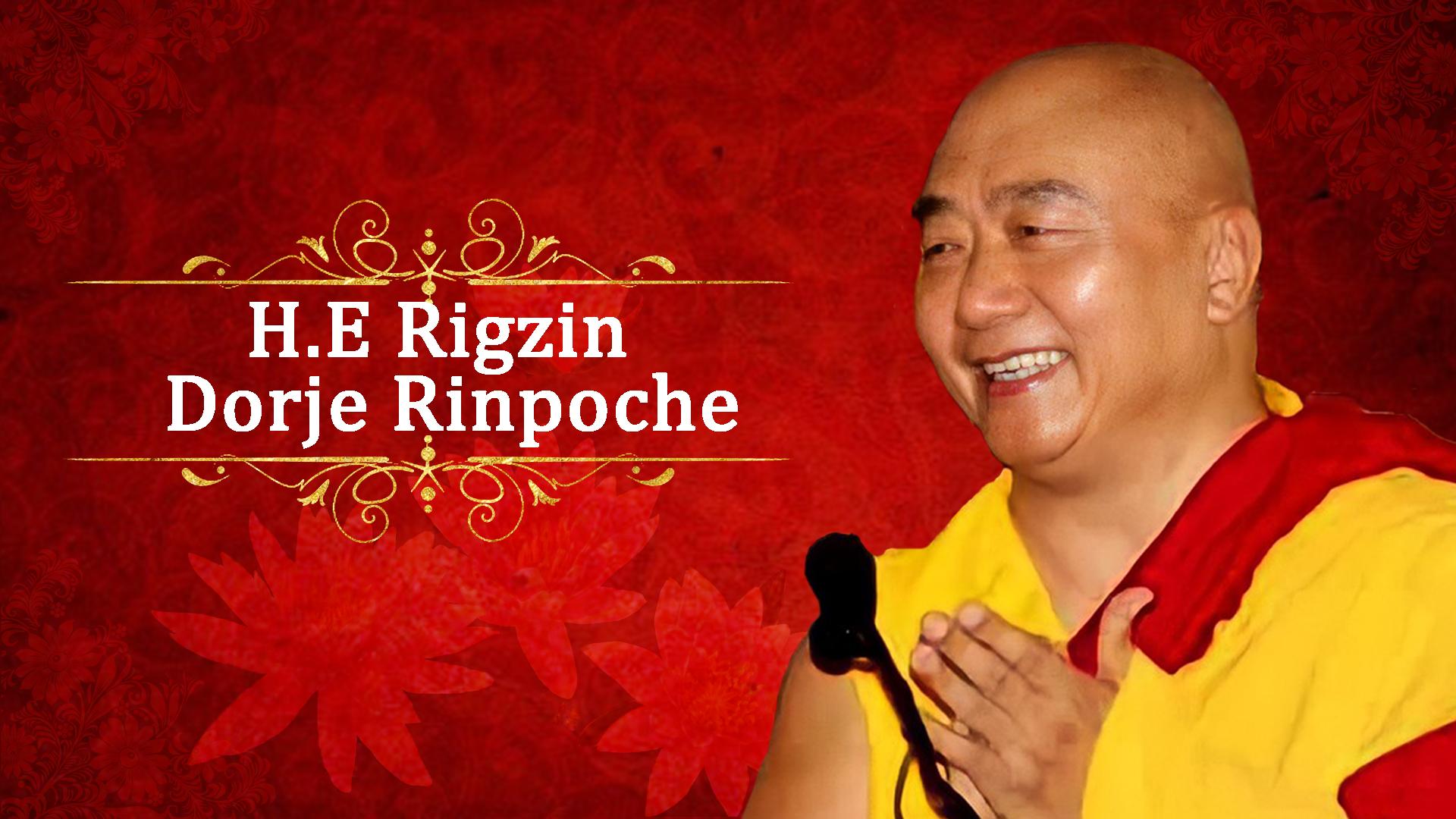 H.E. R.D. Rinpoche