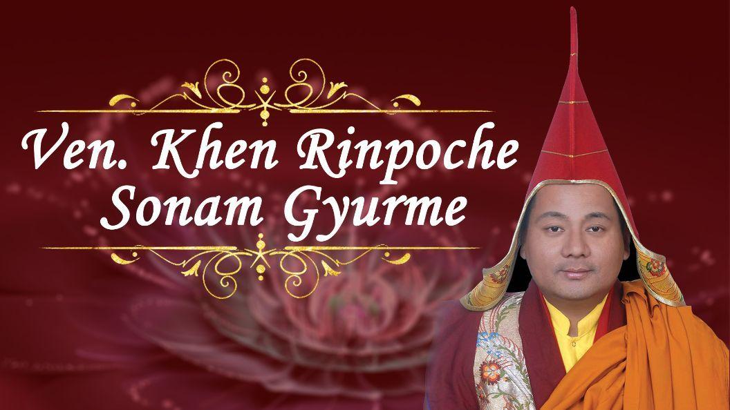 Ven Khenpo S.G.